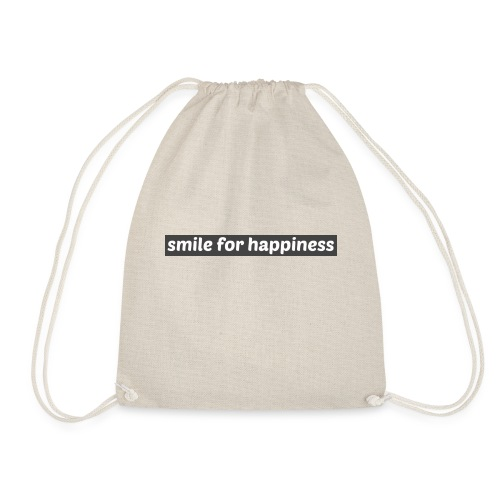 smile for happiness - Gymnastikpåse