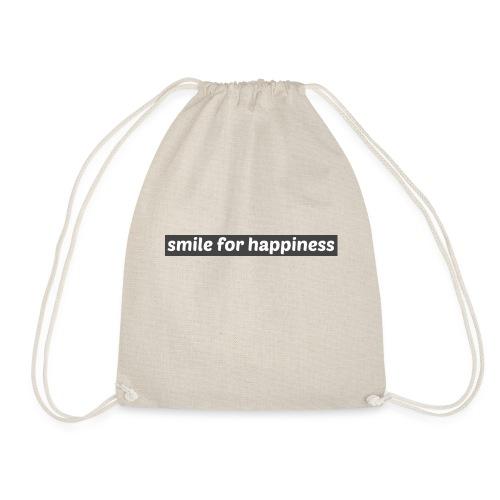 smile for happiness - Gymnastikpåse