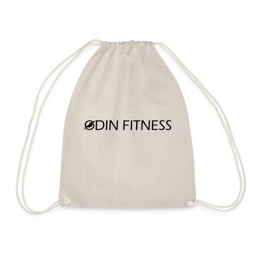 OdinFitnessBlack - Drawstring Bag