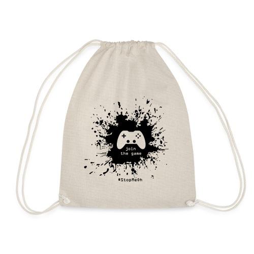 Join the game - Drawstring Bag