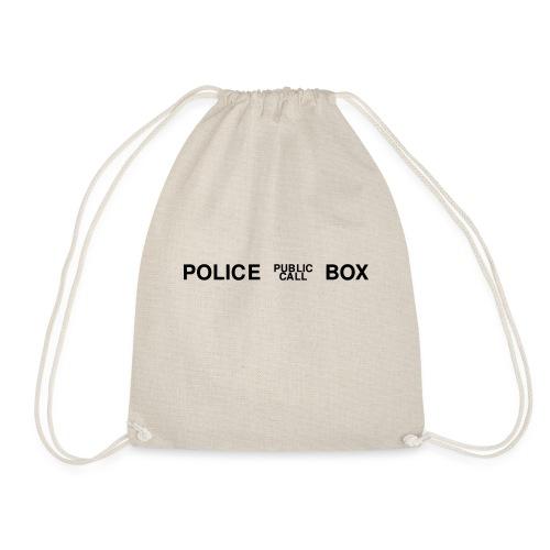 policebox - Turnbeutel
