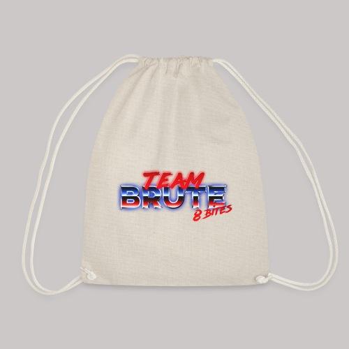 Team BRUTE Red - Drawstring Bag