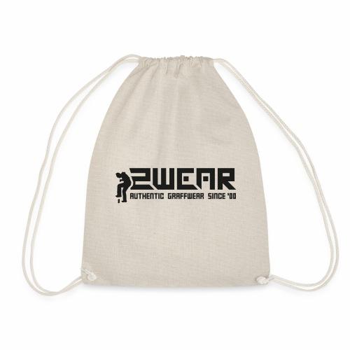 2wear org tagline logo blk - Sportstaske