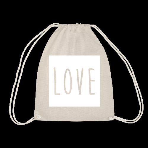 Love Women - Drawstring Bag