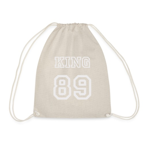 KING t-shirt - Gymnastikpåse