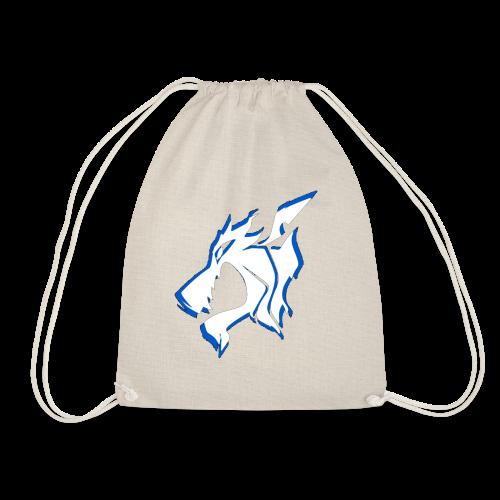 Dustox Gaming sweater Logo groot - Drawstring Bag