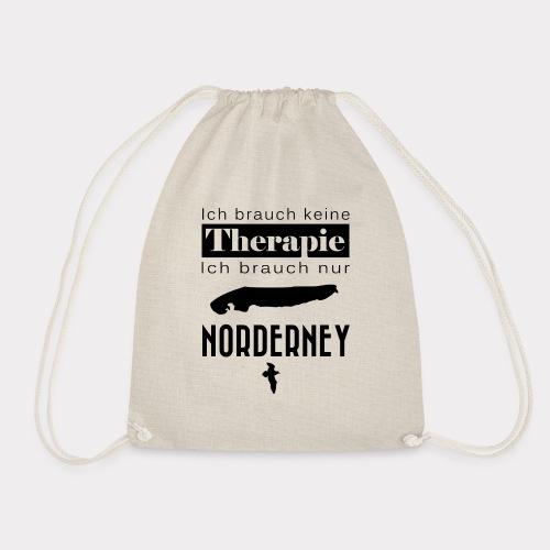 Norderney - Ich brauche keine Therapie - Turnbeutel