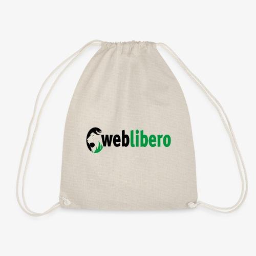 logo canale weblibero - Sacca sportiva