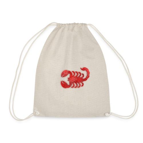 Scorpion - Drawstring Bag