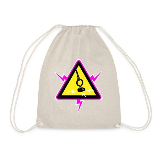 Drasticg logo - Drawstring Bag