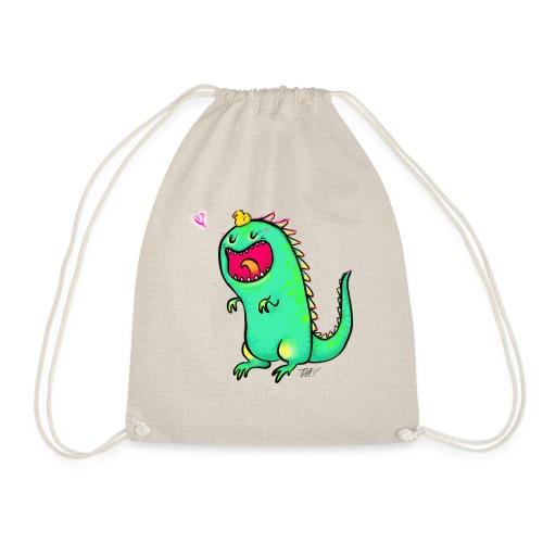 Happy Dinosaurier - Turnbeutel