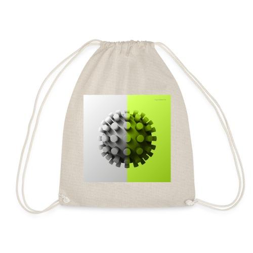 Virus - Drawstring Bag