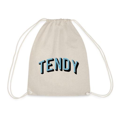 Hockey Goaltender - Tendy - Drawstring Bag