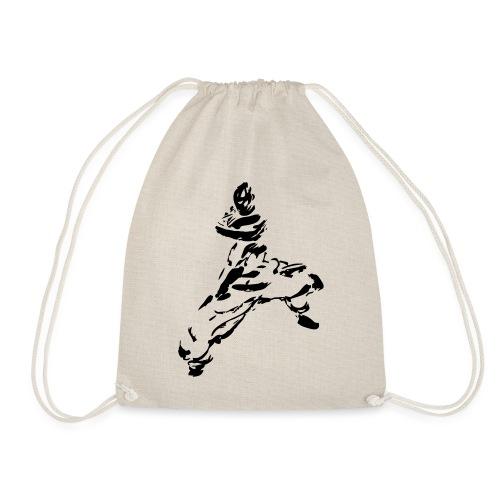 kungfu - Drawstring Bag