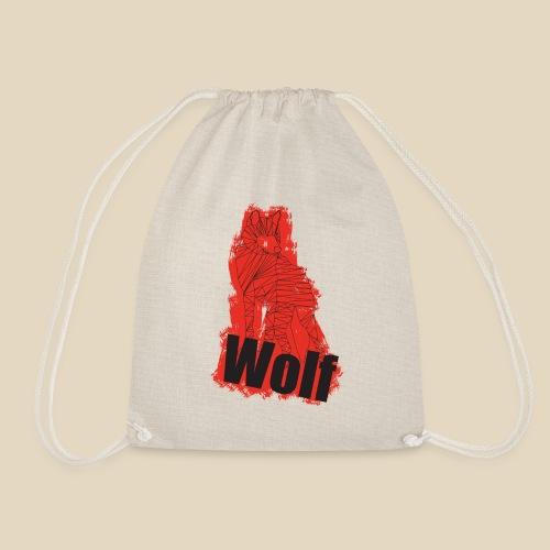 Red Wolf - Sac de sport léger