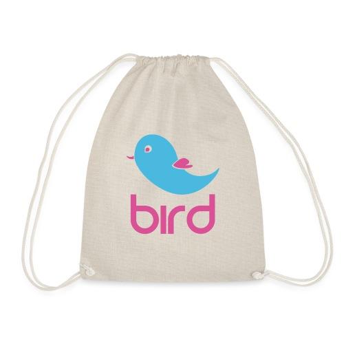 BIRD=PÁJARO - Mochila saco