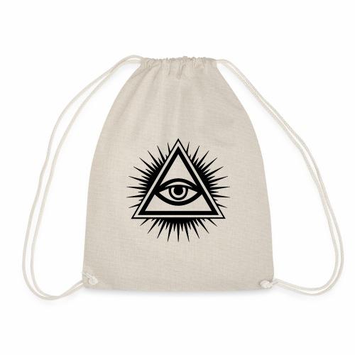All Seeing Eye - Drawstring Bag