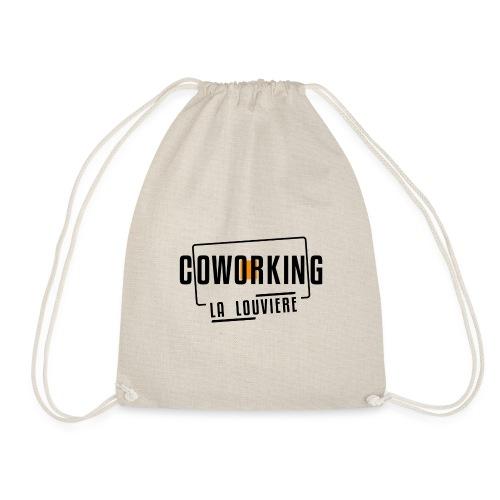 Coworking La Louviere logo - Sac de sport léger