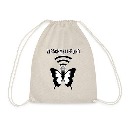 Zerschmetterling Radio - Turnbeutel