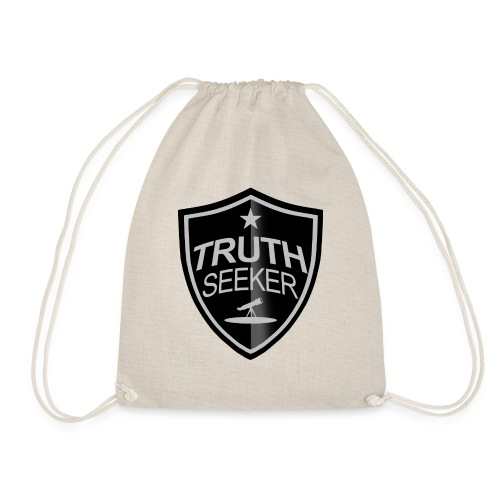 Truth Seeker - Drawstring Bag