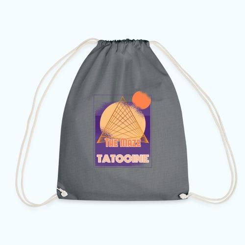 The Maze Tatooine - Drawstring Bag