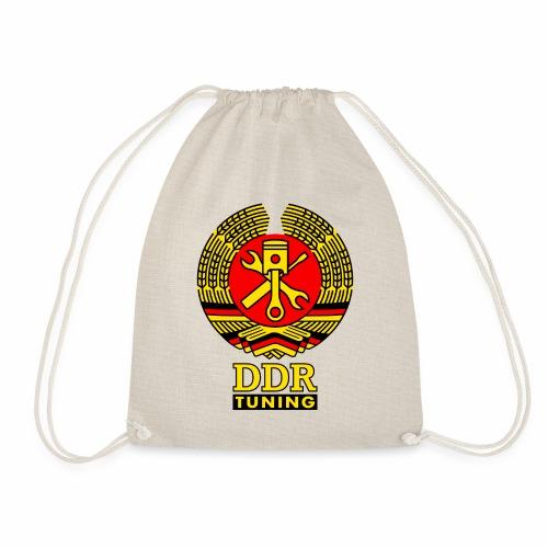 DDR Tuning Coat of Arms 3c - Drawstring Bag