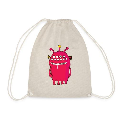 Alienating... (monster #1) - Drawstring Bag