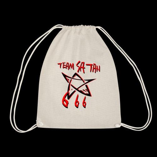 Team Satan - Turnbeutel