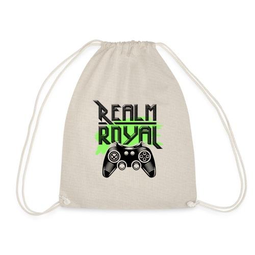 realm - Drawstring Bag