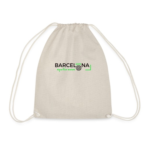 Barcelona - Turnbeutel