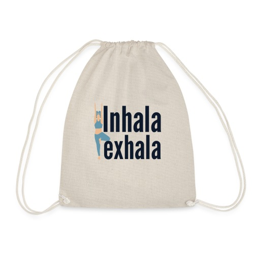 Inhala y exhala - Mochila saco