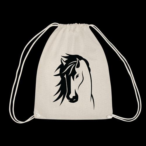 Stallion - Drawstring Bag