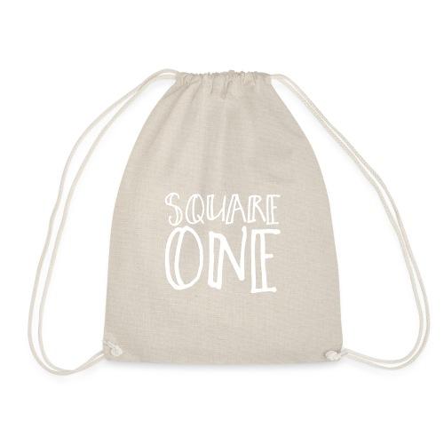 Square One - Drawstring Bag