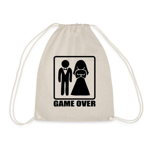 Mariage game over - Sac de sport léger