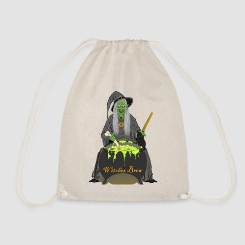 The Witch horror T-shirt - Drawstring Bag