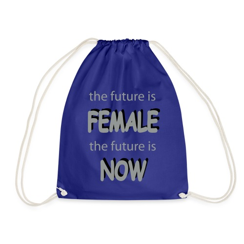 Future Female Now - Turnbeutel