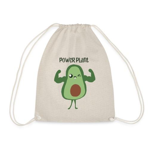 power plant - Drawstring Bag