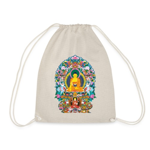 Buddha Shakyamuni Tsongkhapa - Worek gimnastyczny