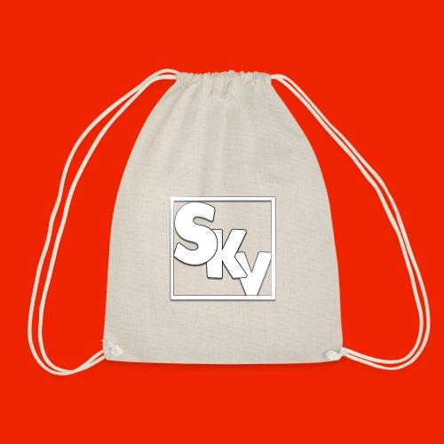 SerkanKetchupVlogs Logo (SKV Logo) - Gymtas