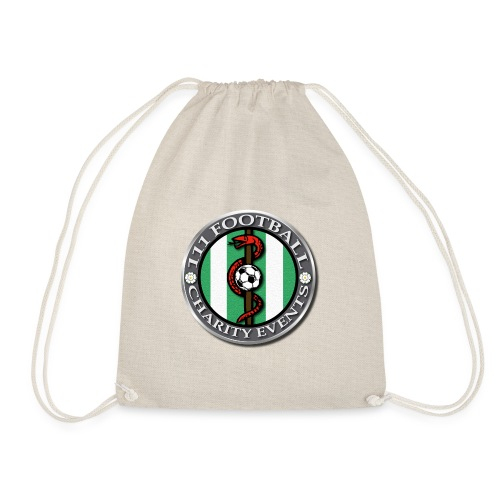 111 Football & Charity Events - Drawstring Bag