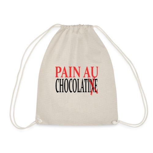 Pain au chocolat ou Chocolatine ? - Sac de sport léger