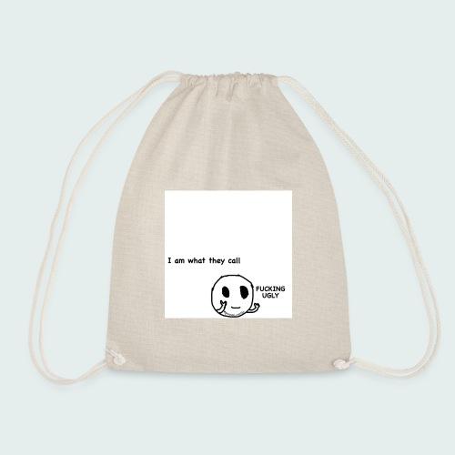 UGLY MOFO - Drawstring Bag