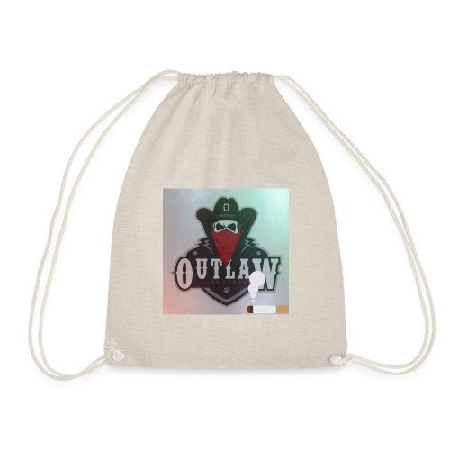 Nilsen Outlaw Smoke - Drawstring Bag