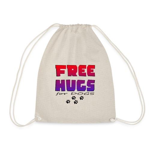 free hugs for dogs - Turnbeutel