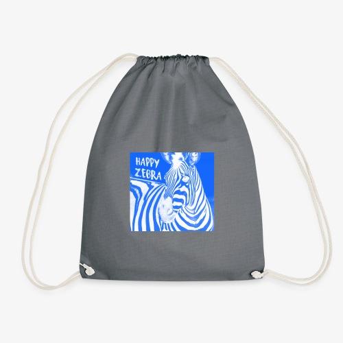 happy zebra - Sac de sport léger
