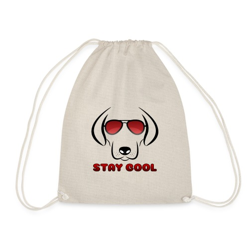 stay cool - Turnbeutel