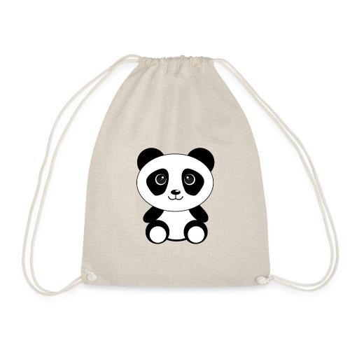 Panda Trend Sommer design - Turnbeutel