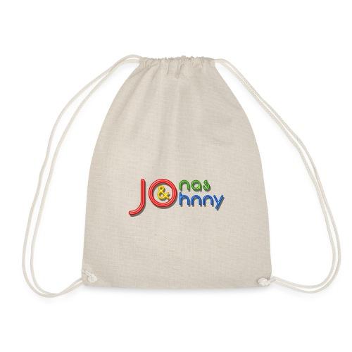 Jonas & Johnny logo - Gymnastikpåse