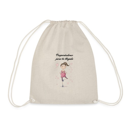 Camisetas para mujeres embarazadas - Mochila saco