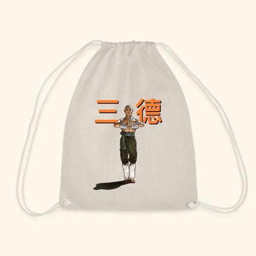 Gordon Liu - San Te - Monk (Official) 6 prikker - Sportstaske